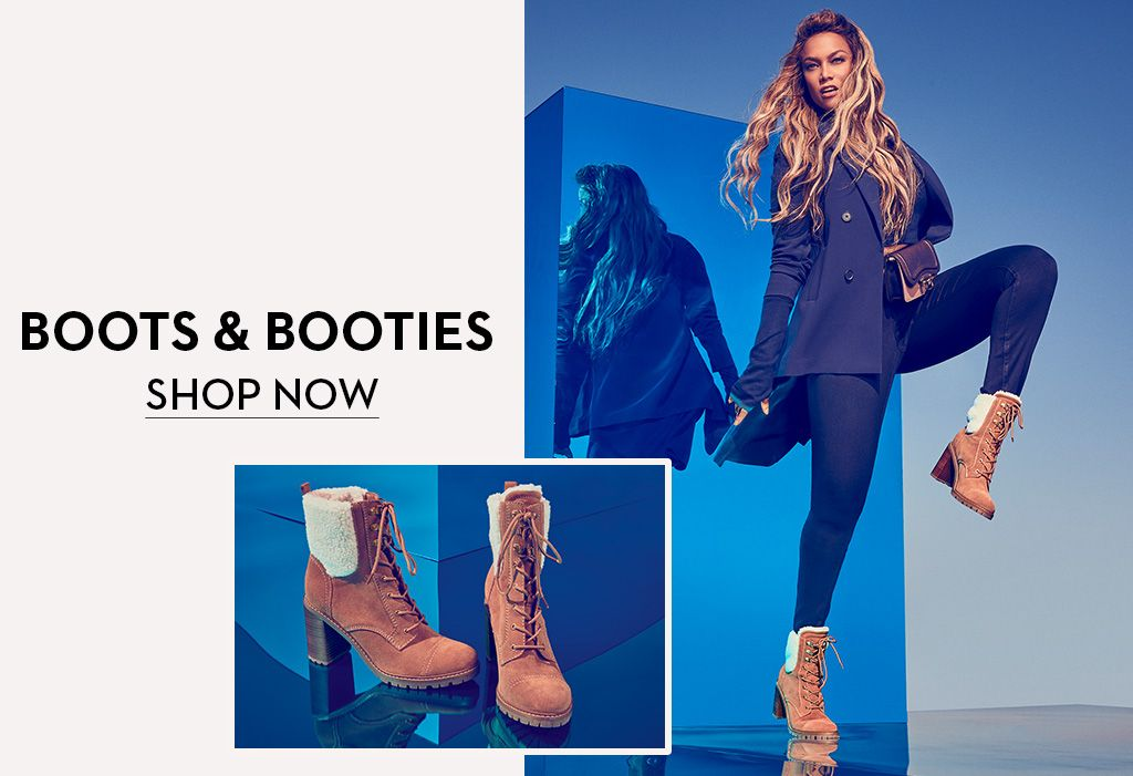 boots and booties |shop now