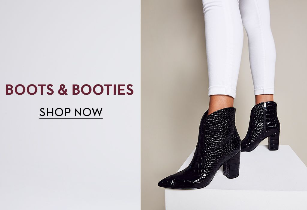 Shop now booties Season